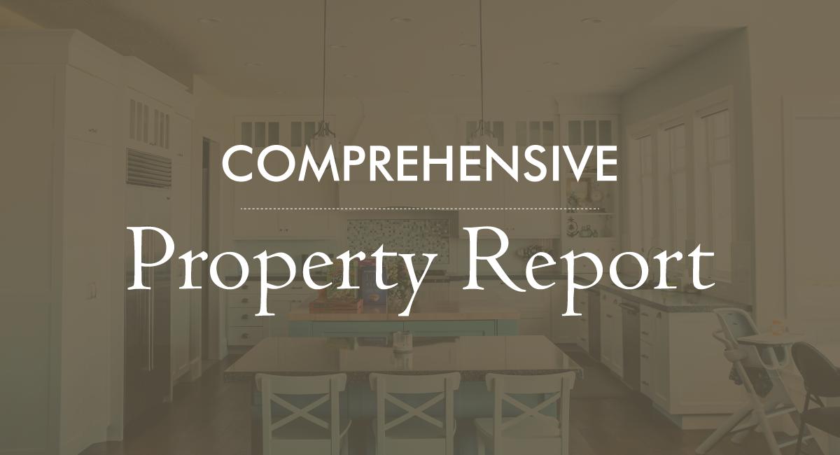 Comprehensive Property Report